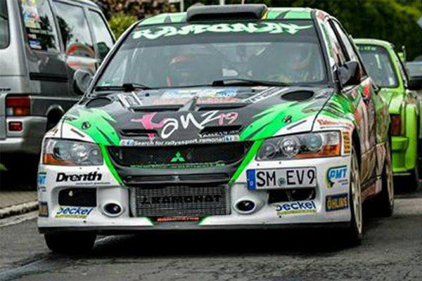 tanz19: wartburg rallye auto